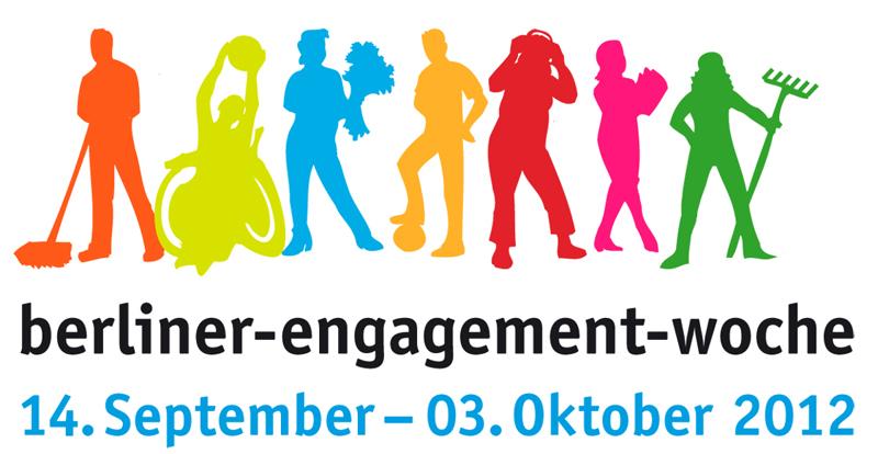 Berliner Engagementwoche 2012 - Logo