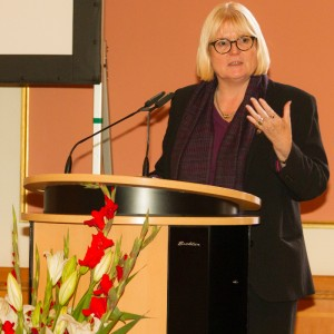 25 Jahre Hilfsbereitschaft: Hella Dunger-Löper