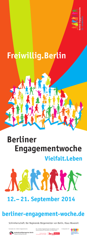 Berliner Engagementwoche 2014